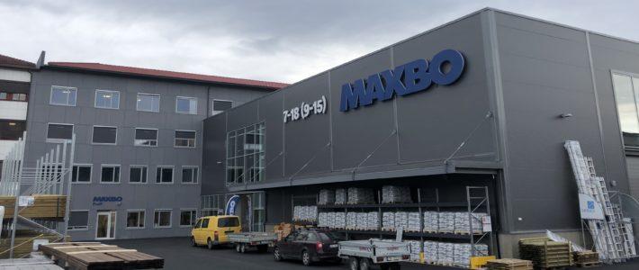 Maxbo Lillehammer, Nye lokaler
